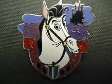 DISNEY STORYBOOK STEEDS REVEAL CONCEAL MYSTERY SLEEPING BEAUTY SAMSON PIN LR