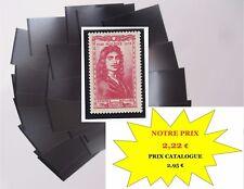 PROMO - POCHETTES HAWID fond noir -  26 x 40 - paquet de 50 simple soudure NEUF