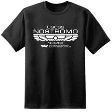 Alien Classic Nostromo Crew Member Camiseta Sulaco M41a Pulse Rifle Película