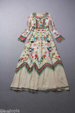 Full-Length Floral Ball Gowns for Women