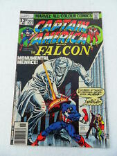 Captain America 222 . Marvel 1978 -  FN  +