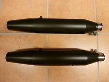 Schalldämpfer Harley Davidson Sportster Nighster 883 / 1200  schwarz neu