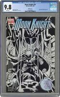 Moon Knight Marvel 2006 Series Rare #20 B&W Variant Lot CGC Graded 9.8 MCU HTF