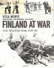 FINLAND AT WAR - NENYE, VESA/ MUNTER, PETER/ WIRTANEN, TONI/ BIRKS, CHRIS - NEW