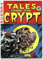TALES from the CRYPT #1 Halloween ashcan, Promo, 2012, NM, Jack Davis, Horror
