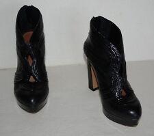MRKT NAMIA BLACK ANKLE BOOTS BOOTIES WOMEN SZ  6 *GUC*