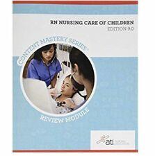 ATI RN Nursing care Of Children
