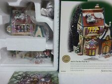 Dept 56 North Pole Jack In the Box Plant No. 2 - 56705