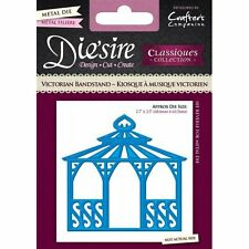 Crafters Companion Die'sire Classiques Spring/Summer Dies - Victorian Bandstand