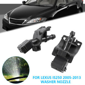 Spray Washer Nozzle Windshield Wiper Nozzle 85381-30160 For LEXUS IS250 2005-13