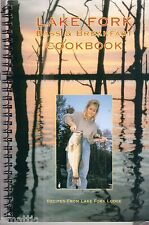 Lake Fork Bas & Breakfast Cookbook -Recipes from Lake Fork Lodge- Alba TX 2000