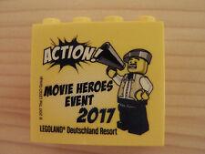 Lego Film Eroi Event 2017 in Legoland Mattoncini Speciali Sammelstein