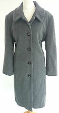 Wool Blend Formal Single Breasted Coats & Jackets for Women