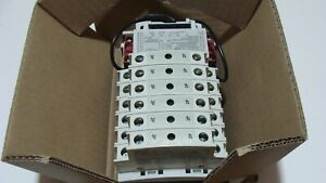 NEW EATON Cutler Hammer C30CN  12 Pole Mechanically Held LIGHTING CONTACTOR