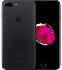 Apple iPhone 7 Plus 128GB Matte Black T-Mobile Excellent Condition
