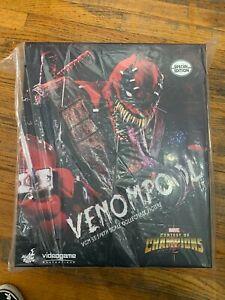 Marvel Hot Toys Venompool VGM35 Spiderman 1/6 Avengers endgame iron man No Reser
