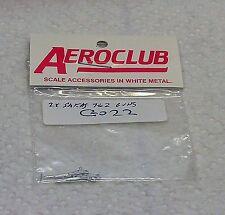 1/72 WW1 AEROCLUB # GO22  2X ShKAS 7.62 MACHINE GUNS