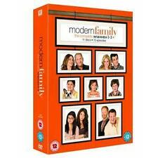 CLASSIC COMEDY SERIES MODERN FAMILY SEASONS 1, 2 AND 3 BOX SET