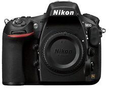 Nuovo di Zecca Nikon D810 fotocamera reflex digitale SOLO CORPO 36.3 MP + 1 anni di garanzia