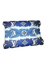 Louis Vuitton Escale Medium Kirigami Envelope Pochette Blue