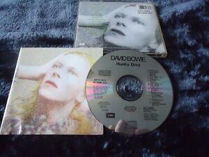 DAVID BOWIE  CD ALBUM ,HUNKY DORY, ROCK,POP