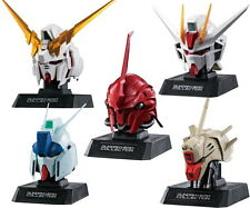 Gundam Head Collection Vol.4 Beast of Possibility - 8 pieces (Rare)