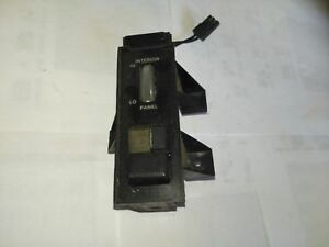 85-92 FIREBIRD TRANS AM FORMULA S/E GTA HEADLIGHT INTERIOR DIMMER SWITCH