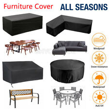 Garden Patio Outdoor Furniture Cover For Table Chair Bench Sofa Set Protective