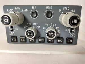 737 EFIS Panel PN 4082730-901