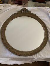 Antique Vintage Ornate Decorative Wall Mirror