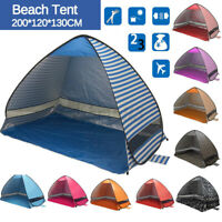 Fully Automatic Camping Beach Shade Tent UV Protection & Waterproof Oxford