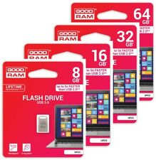 USB Stick3.0 Speicherstick 8/16/32/64GB Nano Stick Flash Drive Mini Metall OVP
