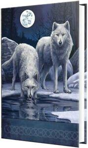 Embossed Journal Warriors of Winter (LP) 17cm by Nemesis Now