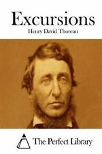 Excursions by Thoreau, Henry David 9781512129618 -Paperback