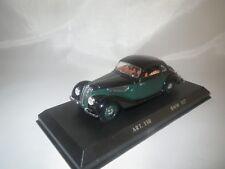 """DetailCars  BMW  327  Coupè  (grün/schwarz)  """"1941"""" 1:43 OVP !"""