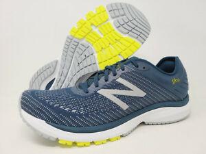 New Balance Men's 860v10 Running Shoes, Supercell/Blue, 16 D(M) US