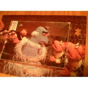 vtg SAM THE EAGLE 250 puzzle Muppet Movie RAREJIGSAW Milton Bradley