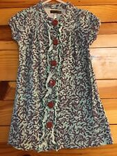 Matilda Jane June Bug Lap Dress  Girls You & Me  EUC Size 2