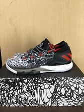 Adidas Crazylight Boost Low 2016 Chinese New Year CNY Black BW0625 Men's 13