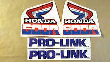 Autocollants / Stickers / Decals Honda XR600R - XRR 600 (85)
