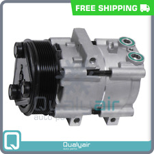AC Compressor fits Ford Excursion F-150 F-250 F-350 F-450 F-550 Super D CM108159