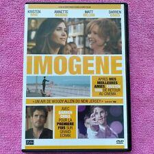 dvd film Imogene avec Kristen Wiig et Darren Criss