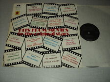 BOF COMPIL 33 TOURS LP ITALIE JUDY GARLAND ASTAIRE HARLOW SINATRA MICKEY ROONEY