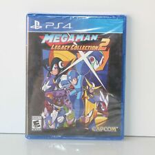 Megaman Legacy Collection 2 - Sony PlayStation 4 PS4 Game - New & Sealed