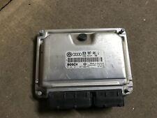 Audi A6 2.5 TDi V6 Diesel Engine Control Unit ECU 8E0907401J 0281011387