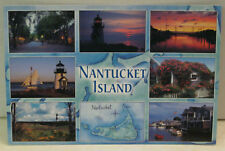 Nantucket Postcard Complete Set One Each of 18 Postcard New