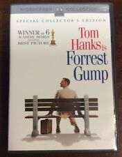 Forrest Gump (DVD, 2001, 2-Disc Set, Collector's Ed) Tom Hanks RecycledDVD.com