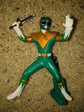 Zyuranger Sentai Dragon Ranger Green Figure Bandai Power