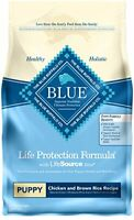 Life Protection Formula Natural Puppy Dry Dog Food, Chicken and Brown Rice 6 Lb