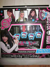 Brand New Monster High Freaky Fab Hair Fx Hair Chox And Beading Kit Sealed Nib
